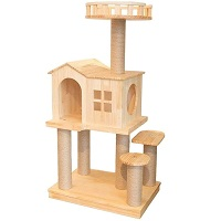 BEST TALL CASTLE CAT TOWER summary