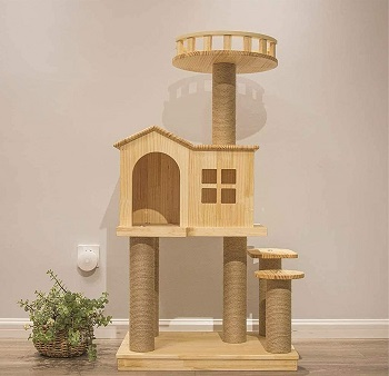 BEST TALL CASTLE CAT TOWER