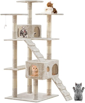 BEST TOWER CAT CLIMBING STRUCTURE
