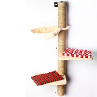 BEST WALL CAT CLIMBING STRUCTURE summary