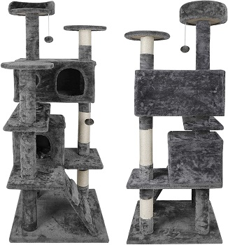 BEST WIDE CAT CONDO HOUSE