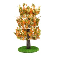 BEST WITH LEAVES INDOOR CAT TREE summary