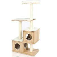 BEST WITHOUT CARPET ATTRACTIVE CAT TREE summary
