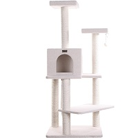 BEST WOODEN CAT TOWER FOR FAT CATS summary