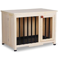 BEST WOODEN DOG HOUSE CRATE Summary
