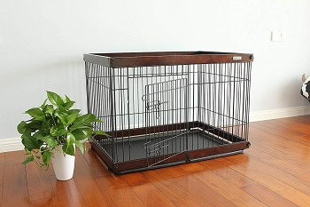 BEST WOODEN DOG PEN CAGE