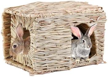 Bunny Grass House