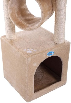 CoziWow 3-Level Cat Tower