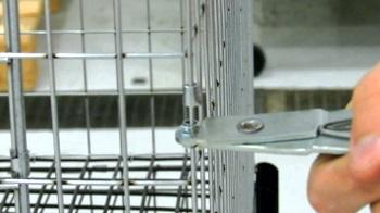 Dasunny Cage Building Clips