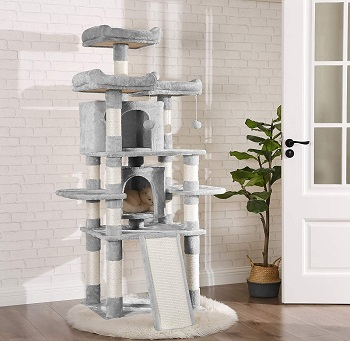 Feandrea 67 Cat Tower