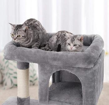 Feandrea Cat Tree Condo