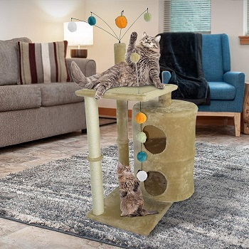 Furhaven Fun Playground For Cats