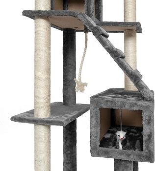 Furhaven Pet Cat Tree Playground