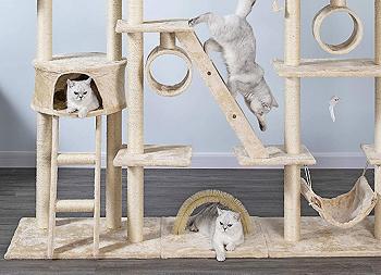 Go Pet Club 108 Cat Tree