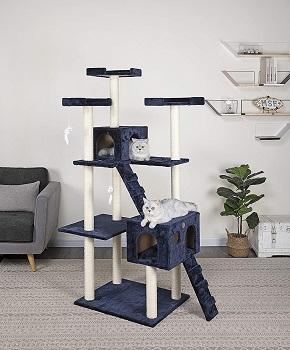 Go Pet Club 63 Cat Tree