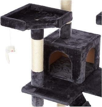 Go Pet Club Condo Cozy Fun Tree Cat