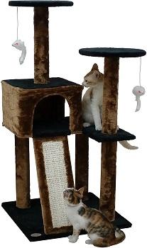 Go Pet Club Kitten Cat Tree Tower