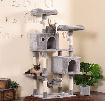 Hey-brother Cat Tower