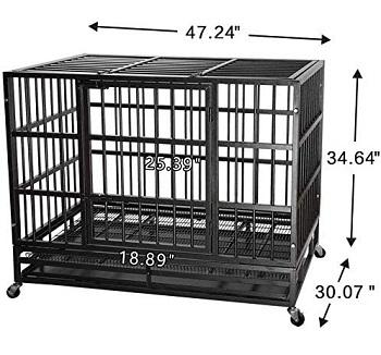 Itori Heavy-Duty Dog Crate