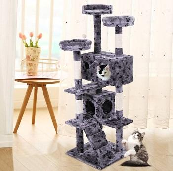 Jaxpety 60 Cat Tree