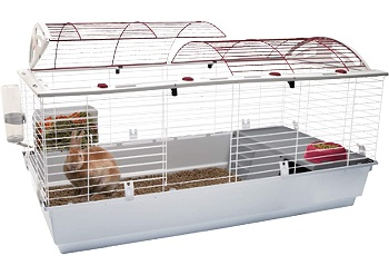 Living World Deluxe Bunny Cage