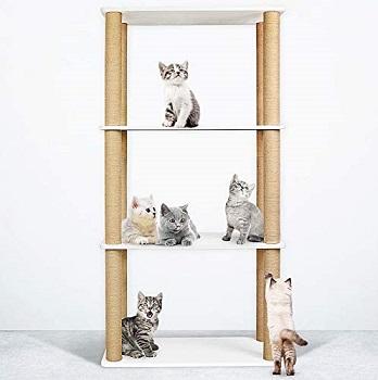 Lovupet Cat Bookshelf