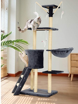 Mellcom Fun Activity Play Cat Tree
