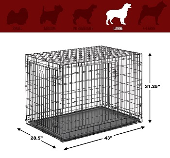 MidWest Ultima Pro Durable Dog Crate