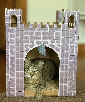 Midlee Castle Cat House