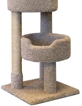 New Cat Condos 52 Cat Tree