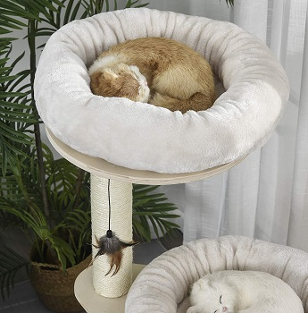 Pawhut 3 level Cat Tree