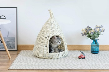 Pawsmark Willow Cat Bed