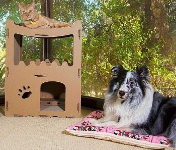 Petique Cat Tree Condo House