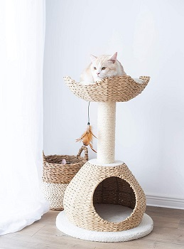 Petpals Handmade Cat Tree