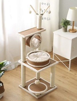 S-Lifeeling Cat Tree