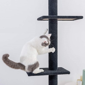 S-Lifeeling Climbing Narrow Cat Tree