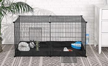 Songmics Rabbit Cage