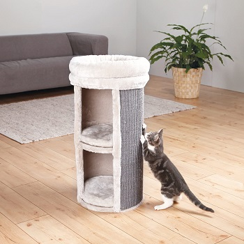 Trixie Kitten Condo Cat Tower