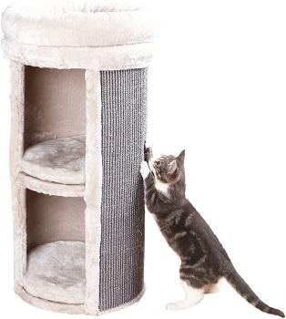 Trixie Mexia Condo Cat Tower Gray