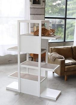 Zoovila Bookshelf Tree