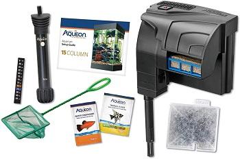 Aqueon LED Aquarium Starter Kit
