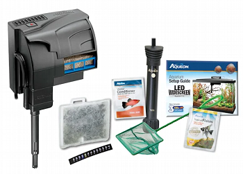 Aqueon Widescreen LED Aquarium Kit