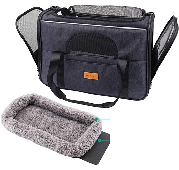 BEST AIRLINE APPROVED COSY DOG CRATE