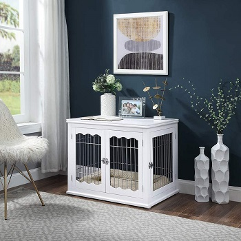 BEST BED CRATE FOR FRENCH BULLDOG