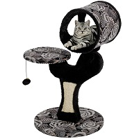 BEST CORNER ARTISTIC CAT TREE summary