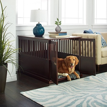 BEST EXTRA LARGE DOG CRATE CONTEMPORARY