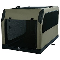 BEST FOLDING DOG CAMPING CRATE Summary