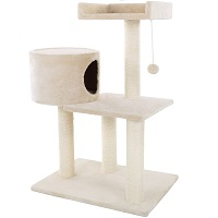 BEST FOR LARGE CATS 3 TIER CAT TOWER summary