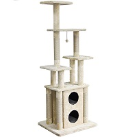 BEST FOR LARGE CATS 6 FT CAT TREE summary