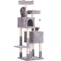 BEST FOR LARGE CATS 60 INCH TREE summary